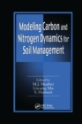 Modeling Carbon and Nitrogen Dynamics for Soil Management - Book