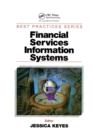 Financial Services Information Systems - Book