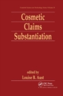 Cosmetic Claims Substantiation - Book