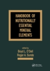 Handbook of Nutritionally Essential Mineral Elements - Book