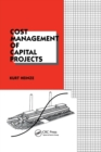 Cost Management of Capital Projects - Book