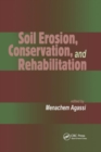 Soil Erosion, Conservation, and Rehabilitation - Book