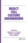Insect Cell Culture Engineering - Book