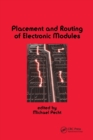 Placement and Routing of Electronic Modules - Book