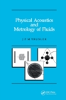 Physical Acoustics and Metrology of Fluids - Book