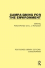 Campaigning for the Environment - Book