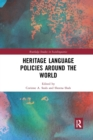 Heritage Language Policies around the World - Book