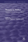 Reasons for Realism : Selected Essays of James J. Gibson - Book