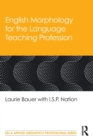 English Morphology for the Language Teaching Profession - Book