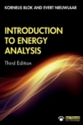 Introduction to Energy Analysis - Book