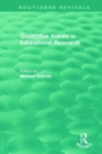 Qualitative Voices in Educational Research - Book