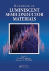 Handbook of Luminescent Semiconductor Materials - Book