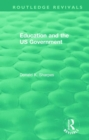 Education and the US Government - Book