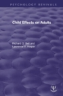 Child Effects on Adults - Book