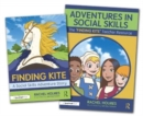Adventures in Social Skills : The 'Finding Kite' Story and Teacher Guide - Book