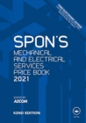 Spon's Mechanical and Electrical Services Price Book 2021 - Book
