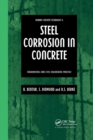 Steel Corrosion in Concrete : Fundamentals and civil engineering practice - Book