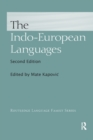 The Indo-European Languages - Book