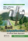 Soil Liquefaction : A Critical State Approach, Second Edition - Book