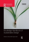 Routledge Handbook of Sustainable Design - Book