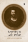 Returning to John Donne - Book
