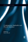 Contemporary Sephardic and Mizrahi Literature : A Diaspora - Book