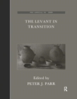 The Levant in Transition: No. 4 - Book