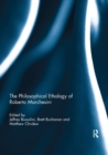 The Philosophical Ethology of Roberto Marchesini - Book