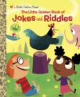 The Little Golden Book of Jokes and Riddles - eBook