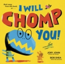 I Will Chomp You! - eBook