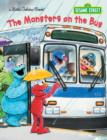 The Monsters on the Bus (Sesame Street) - eBook