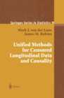 Unified Methods for Censored Longitudinal Data and Causality - eBook