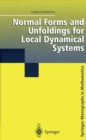 Normal Forms and Unfoldings for Local Dynamical Systems - eBook