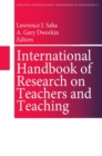 International Handbook of Research on Teachers and Teaching - eBook