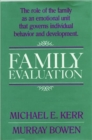 Family Evaluation - Book