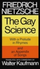 Gay Science - Book