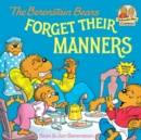 Berenstain Bears Forget Their Man - Book