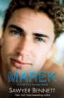 Marek : A Cold Fury Hockey Novel - eBook