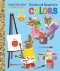 LGB Richard Scarry's Colors - Book