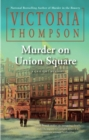 Murder on Union Square - Book