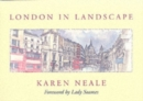 London in Landscape : A Sketchbook Diary - Book