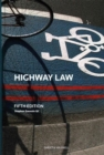 Highway Law - Book