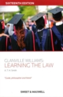 Glanville Williams: Learning the Law - Book