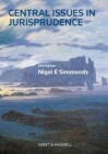 Central Issues in Jurisprudence : Justice, Law and Rights - Book