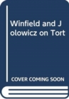 Winfield and Jolowicz on Tort - Book