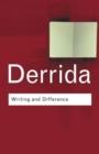 Writing and Difference - Book