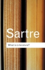 What is Literature? - Book