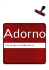 The Jargon of Authenticity - Book