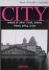 The City : 10.1 - Book