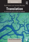 Translation : An advanced resource book for students - Book